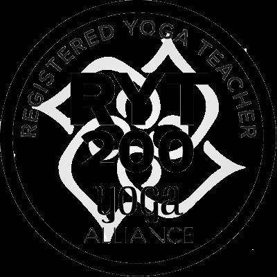 Yoga Alliance Stamp